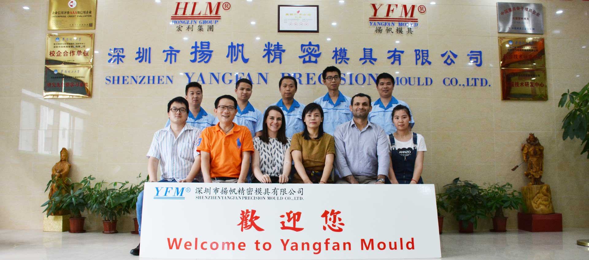 HLM Mold Partner