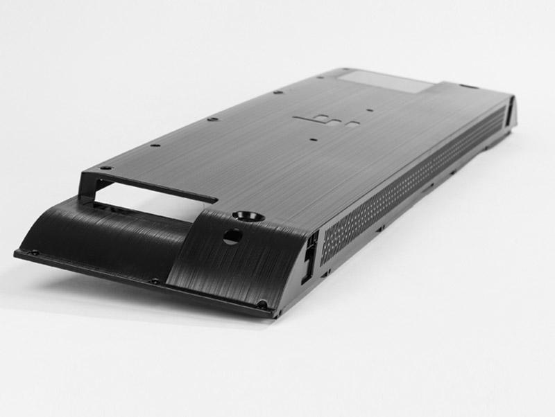 Black 75 Inch Letv Big Size Back Cover TV Mold Plastic Mould Maker