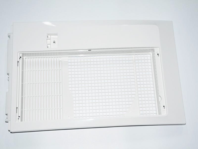Commercial Dehumidifier Plastic Injection Mold Dehumidifier Back Cover Plastic Molded Parts