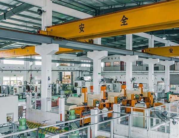 Fuqing Factory Equipment