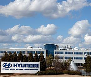 Hyundai Company with YF Mold